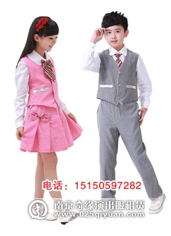 南京儿童小主持人演出服装租赁,南京儿童服装租赁